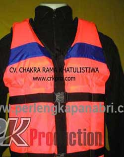 Rompi pelampung safety