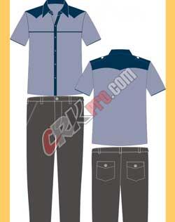 Desain Wearpack-Coverall Desain Pakaian Kerja