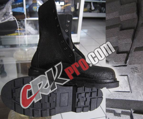 Sepatu Tentara Anak Militer Tk Army Kids Tni Abri Polisi