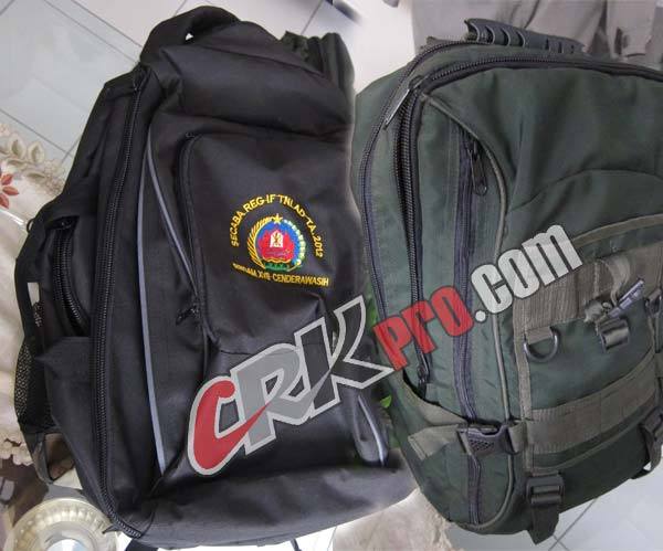 tas tentara army backpack militer bag