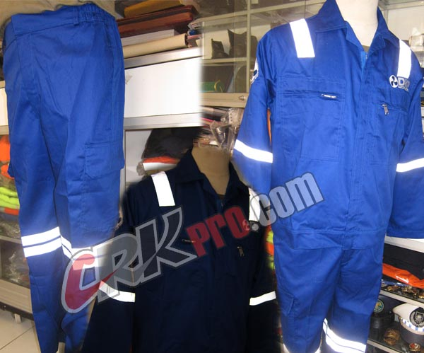 wearpack safety coverall reflective